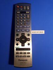 ORIGINAL PANASONIC EUR7721KD0 DVD TV REMOTE CONTROL