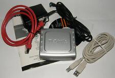 D-Link DP-301U Ethernet Druckserver Printserver für USB-Drucker mit Zubehör