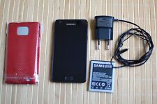 Samsung Galaxy S2 II GT-I9100 schwarz ohne Simlock Smartphone Handy Mobile Phone