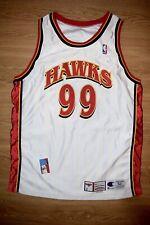 Atlanta Hawks 1999 Vintage Champion Game issued Procut Size 52