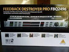 Behringer Feedback Destroyer Pro FBQ2496