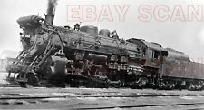 8H682 JUNK NEG/RP 1947 WESTERN RAILWAY OF ALABAMA 2-8-2 LOCO #350 ATLANTA GA
