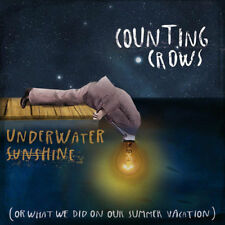 New: COUNTING CROWS - Underwater Sunshine CD