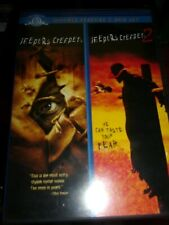 JEEPERS CREEPERS & JEEPERS CREEPERS 2 - DOUBLE FEATURE 2-DVD SET- WATCHED ONCE!!