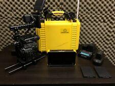 Canon C500 + Shogun Inferno + Batteries + Camera Cage + Accessories