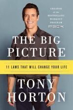 The Big Picture: 11 Rules That Will Change Your Life by Tony Horton - HC - NEW!