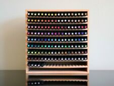 Set of 148 Winsor and Newton Letraset ProMarker (NEW) in MDF case