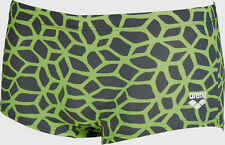 ARENA Badehose Größe XL/7 grau grün, Badeshorts, Badeboxer, Badepant
