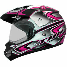 Dual Sport Graphic Motorcycle Helmets