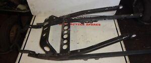 YAMAHA YZF R1 2002 2003 2004 5PW:SUBFRAME - REAR:USED MOTORCYCLE PARTS