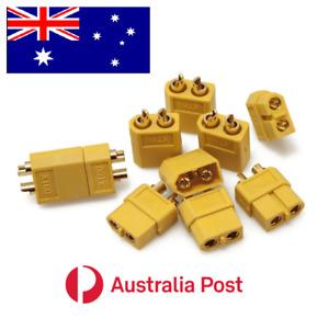 10 pcs (5  Pairs) Genuine XT60 Nylon Connectors Male/Female