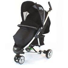 Stroller Pushchair 3 Wheeler Footmuff - Black
