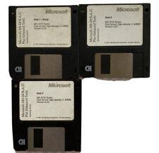 Microsoft MS-DOS 6.22 Plus Enhanced Tools, 3.5 HD 1.44 Mb Floppy Full Version