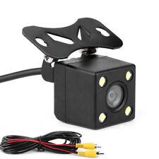 Car Rear View Camera Reversing Parking Cam Night Vision Waterproof 4 LED 170° HD