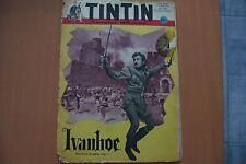 ANCIEN JOURNAL TINTIN N° 226 -  FEVRIER  1953 - ETAT MAUVAIS  -