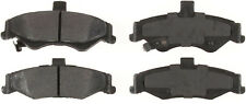 Rear Semi Metallic Brake Pads 1998-2002 Chevrolet Camaro Pontiac Firebird