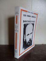 I Tre Amours Di Dostoevsky Marc Slonim 1955 Correa A Parigi