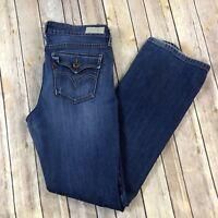 Women's Size 10M L30.5 Levi's Strauss Co 545 Low Boot Cut Jeans Cute!
