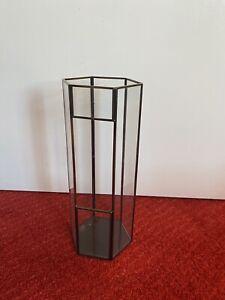Plant Display Case Glass