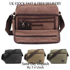 Canvas Soft Men's Travel Bag