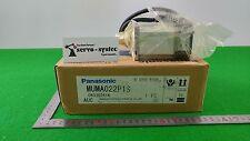 PANASONIC AC SERVO MOTOR MUMA022P1S (NEW IN BOX) DHL INT'L SHIPPING