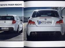 BMW PERFORMANCE ZUBEHÖR 1er E87,3er,E90,E92,Limo,Coupe,Prospekt Deutsch 2/2011
