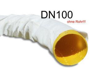 Drainagefilterschlauch Filterschlauch Filterstrumpf f.Drainagerohr DN100 Menge w
