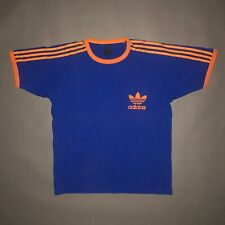Vintage Adidas X The Warriors Jersey T Shirt Trefoil Video Game Promo Rockstar L
