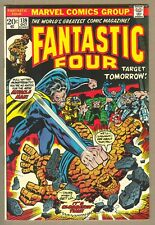 Fantastic Four #139 (Oct 1973) FN/VF 7.0, Miracle Man & Wyatt Wingfoot