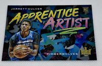 2019-20 Court Kings Apprentice Artists #11 Jarrett Culver TIMBERWOLVES RC Rookie