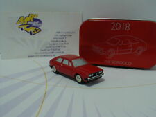 "Schuco Piccolo 05107 - "" Jahresmodell 2018 "" VW Scirocco 1 in Blechdose 1:87 NEU"
