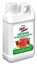 Lime Sulphur Spray Concentrated 500ml Fungal Fugus disease Control