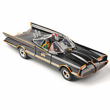 Jada Toys 1/24 Batmobile Lincoln Futura 1966 Diecast Car Model Toys No Figure