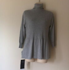BNWT MARKS & SPENCER POLO NECK JUMPER SIZE 14-16