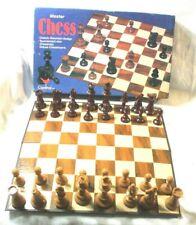 Cardinal Master Chess Set 23 Classic Staunton Design Tournament Size w/Board