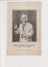 Oud doodsprentje DP J-M-B Viannay Pastoor Ars FRANCE 1856