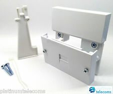 2020 BT Openreach Kauden telephone master socket NTE5A with IDC tool