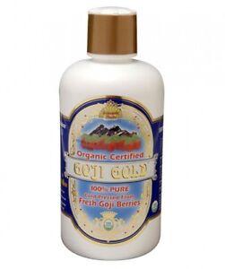 Dynamic Health Goji Gold - 100% Pure Goji Juice Organic Certified 946mL