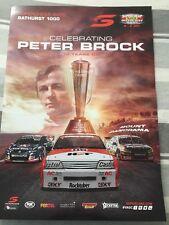 2016 V8 Supercars Supercheap Auto Bathurst 1000 Promotional Poster
