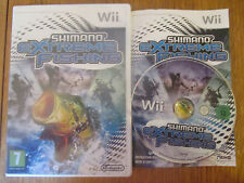Shimano Extreme Fishing ~~ Jeu WII Complet