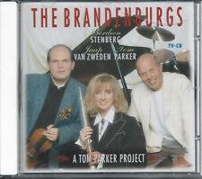 BERDIEN STENBERG, JAAP VAN ZWEDEN - The Brandenburgs CD Album 10TR 1995 HOLLAND