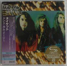 TYKETTO - Don't Come Easy JAPAN SHM MINI LP CD OBI NEU RAR! UICY-94513