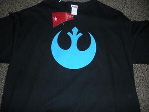Star Wars Rebelion Symbol    - New Adult T-Shirt  X-Large (XL)