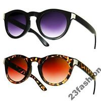 Vintage ZuZa Sunglasses Fashion Glasses Nerd Geek Retro Fancy Dres GEEK NERD NEW