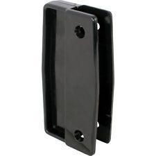 A- 111 Sliding Screen Door Pulls, Black Plastic 2 packs of 2