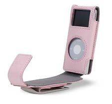 Belkin Leather Flip Case for Ipod Nano 1G 2G 1st 2nd Gen Pink F8Z059-pnk