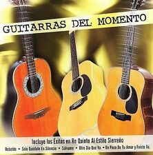 Guitarras Del Momento CD