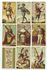 NEOCLASICA 1977 playing cards  gold corners mint Spain