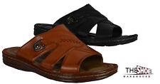 Men's Walgate Sandals Casual Ranger Slip-On Comfort Slides Medium (D,M) S00507