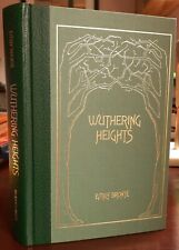 Wuthering Heights By Emily Bronte - Deluxe Readers Digest Edition